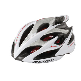 RUDY PROJECT Windmax - Casque - blanc/argent